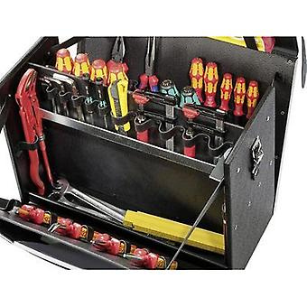 Toolbox NEW CLASSIC Parat 5471000031 Dimensions:(L x W x H) 470 x 220 x 350 mm Calf leather N/A