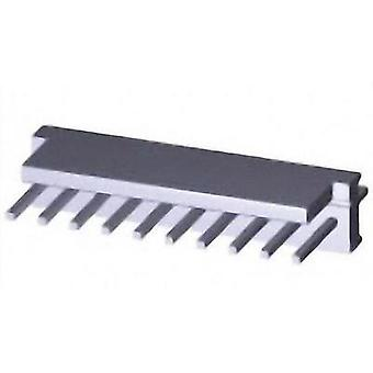 Pin strip (standard) MTA-100 Total number of pins 10 TE Connectivity 1-640454-0 1 pc(s)