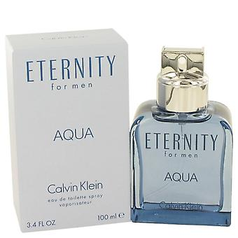 Aqua By Eternity For Men Edt Spray 100ml