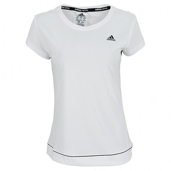 Adidas Galaxy Elite Tee Ladies White F89415