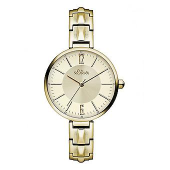 s.Oliver ladies watch wrist watch SO-3089-MQ