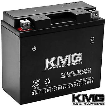 Ducati 1199 1199 2011-2012 YT12B-BS Sealed Maintenace Free Battery High Performance 12V SMF OEM Replacement Maintenance Free Powersport Motorcycle ATV Scooter Snowmobile KMG