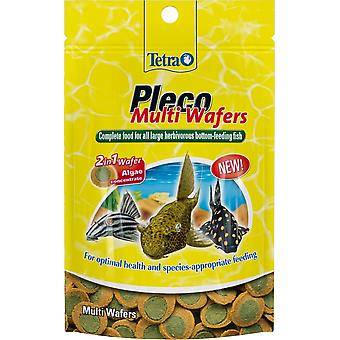 Tetra Pleco Spirulina Wafers 42g (Pack of 6)