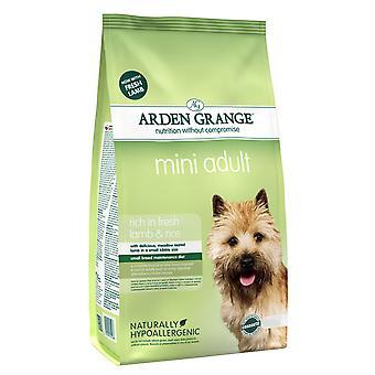 Arden Grange Mini Adult rige i fersk lam & ris 6kg