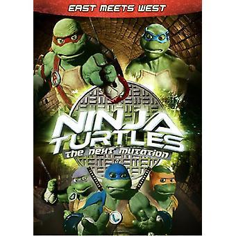 Tortues ninja: Importer des USA prochaine Mutation East Meets West [DVD]