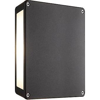 LED outdoor wall light 12 W Warm white Nordlux Tamar 872363 Anthracite