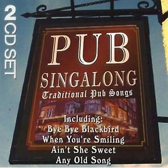 Pub Singalong door diverse