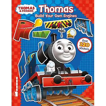 Thomas and Friends: Build Your Own Engines Sticker Book (Thomas & Friends) (Paperback) by Egmont Publishing Uk
