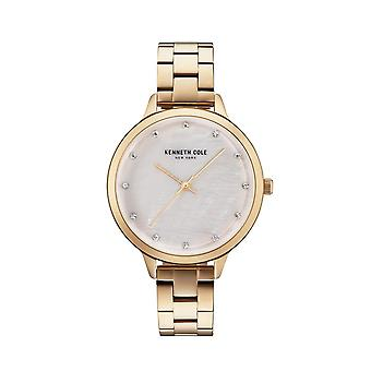 Reloj reloj de pulsera de acero inoxidable de la mujer de Kenneth Cole New York KC15056007