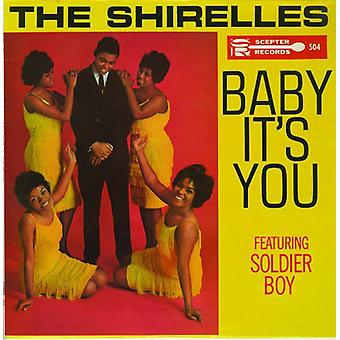 Shirelles - Baby It's You [Vinyl] USA import