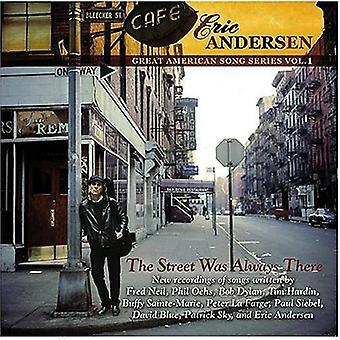 Eric Andersen - Street var altid der [CD] USA import