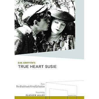 Sande hjerte Susie [DVD] USA importerer