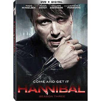 Hannibal: Season 3 [DVD] USA import