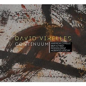 David Virelles - kontinuum [CD] USA import
