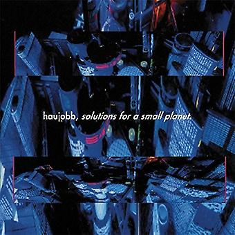 Haujobb - Solutions for a Small Planet [Vinyl] USA import