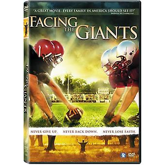 Facing the Giants [DVD] USA import
