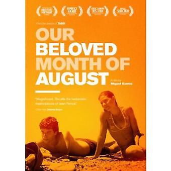 Vores elskede måned af August [DVD] USA importerer