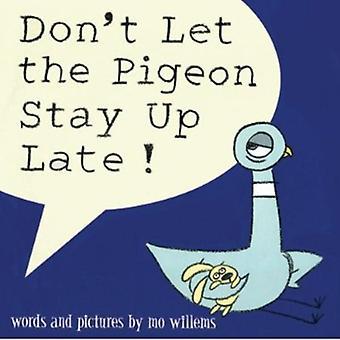 No dejes que la importación de los E.e.u.u. de Paloma Stay Up Late & más historias B [DVD]