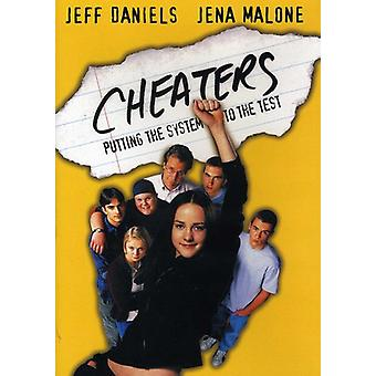 Cheaters [DVD] USA import