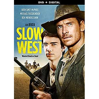 Slow West [DVD] USA import