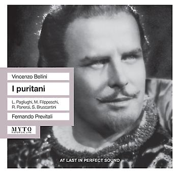 Bellini / Panerai - jeg Puritani: Pagliughi-Filippes [CD] USA import