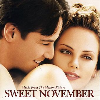 Sweet November - Soundtrack [CD] USA importare