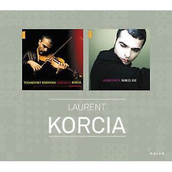 Tjajkovskij/Korngold/Reinhardt/Grappelli/Portal/Ra - Tjajkovskij, Korngold: Koncerter / Double Jeux [CD] USA import