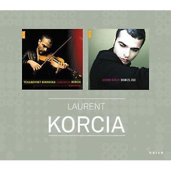 Tchaikovsky/Korngold/Reinhardt/Grappelli/Portal/Ra - Tchaikovsky, Korngold: Concertos / Doubles Jeux [CD] USA import
