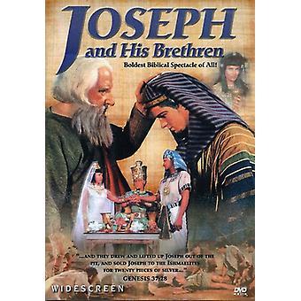 José y sus hermanos [DVD] los E.e.u.u. la importación
