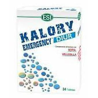 Trepatdiet Emergency Kalory Diur 24Comp. (Dieet , Supplementen)