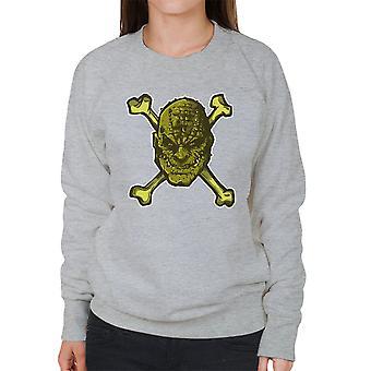 Croc knogler superskurken kvinders Sweatshirt