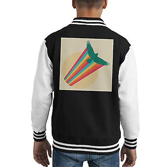 Start Kid Varsity Jacket