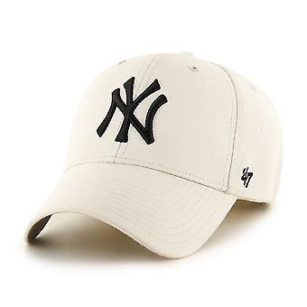 47 Brand New York Yankees MVP Cap - Natural
