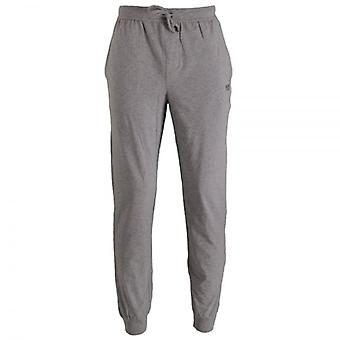 HUGO BOSS Stretch Cotton Drawstring Loungepant, Grey, X-Large