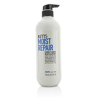 KMS California fugtig reparation balsam (Conditioning og reparation) - 750ml/25,3 oz