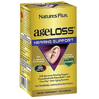 Natures Plus AgeLoss Hearing Support 90 vcaps