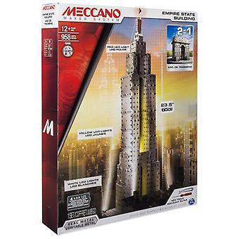Meccano Empire State (Toys , Constructions , Buildings)