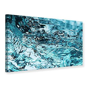 Canvas Print Beauty Water