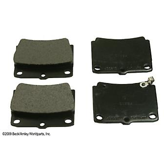 Beck Arnley 089-1575 Disc Brake Pad