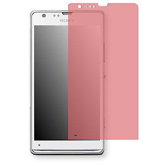 Sony Xperia SP LTE display protector - Golebo view protective film protective film