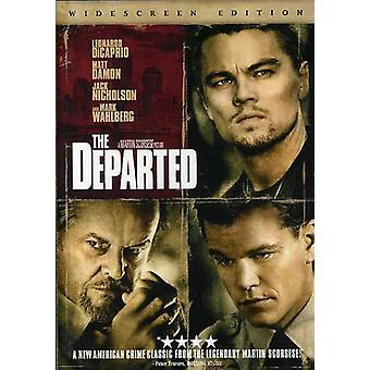 Departed [DVD] USA importere