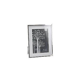 CGB Giftware Silver Box Photo Frame (5x7in)