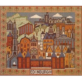 A Pattern of Edinburgh Tapisserie Toile