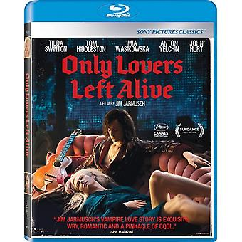 Only Lovers Left Alive [BLU-RAY] USA import