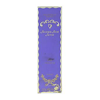 Victoria's Secret Second Skin Satin Amethyst Pure Cologne Spray 2.0Oz/60ml