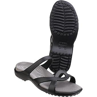 Crocs Womens/dames Meleen Twist lichtgewicht Croslite schuim sandalen