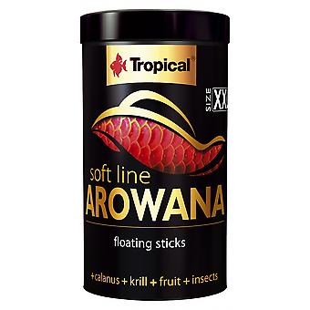 Tropical 67334 Soft Line Arowana L 250 ml (Fish , Food , Warm Water)