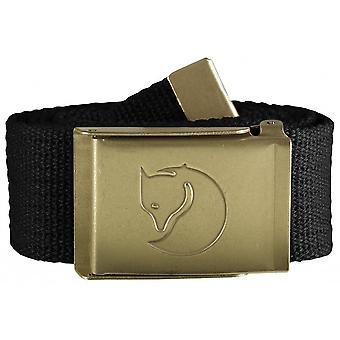 Fjallraven Canvas Brass Mens Belt 4cm