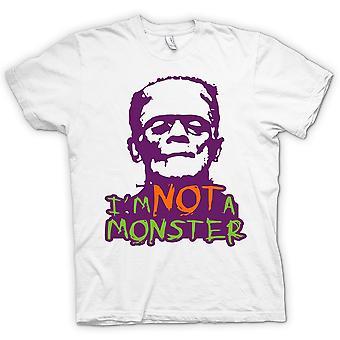 Kids T-shirt - Im Not A Monster - Frankenstein
