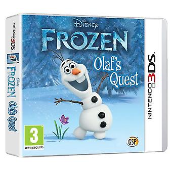 Disney Frozen Olafs Quest (Nintendo 3DS)